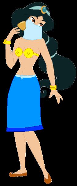 Jasmine as Mindy (Bone Trouble)