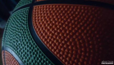 Basketball by abscissaphotography