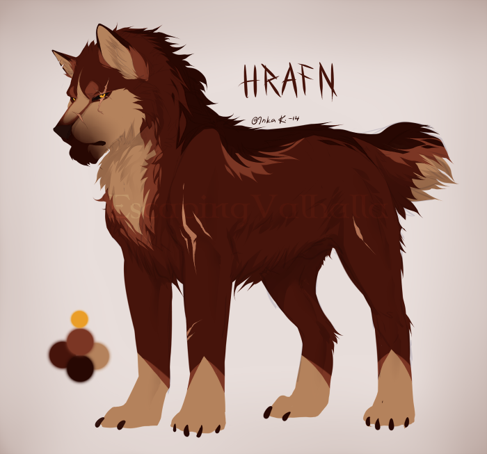Hrafn by EscapingValhalla