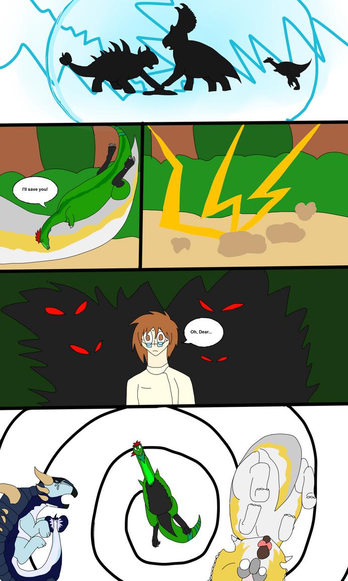 New age pg 11 by ninjademontamer