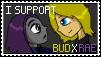 BudXRae Stamp by Starrceline