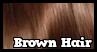 Brown Hair - Stamp by Starrceline