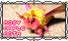 Rosy Maple Moth - Stamp by Starrceline