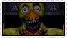 Old Chica - Stamp by Starrceline