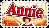 Annie ( 1982 ) - Stamp by Starrceline