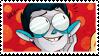 Monsterkind Kip - Stamp by Starrceline