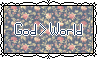 God Over The World 2 - Stamp by Starrceline
