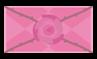 Rose Quartz Battle Flag - Stamp by Starrceline