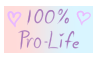 100 Percent Life - Stamp by Starrceline