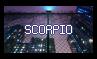 Zodiac - Scorpio - Stamp by Starrtoon