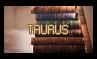 Zodiac - Taurus - Stamp by Starrtoon