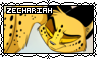 Zechariah - Zoophobia - Stamp by Starrceline