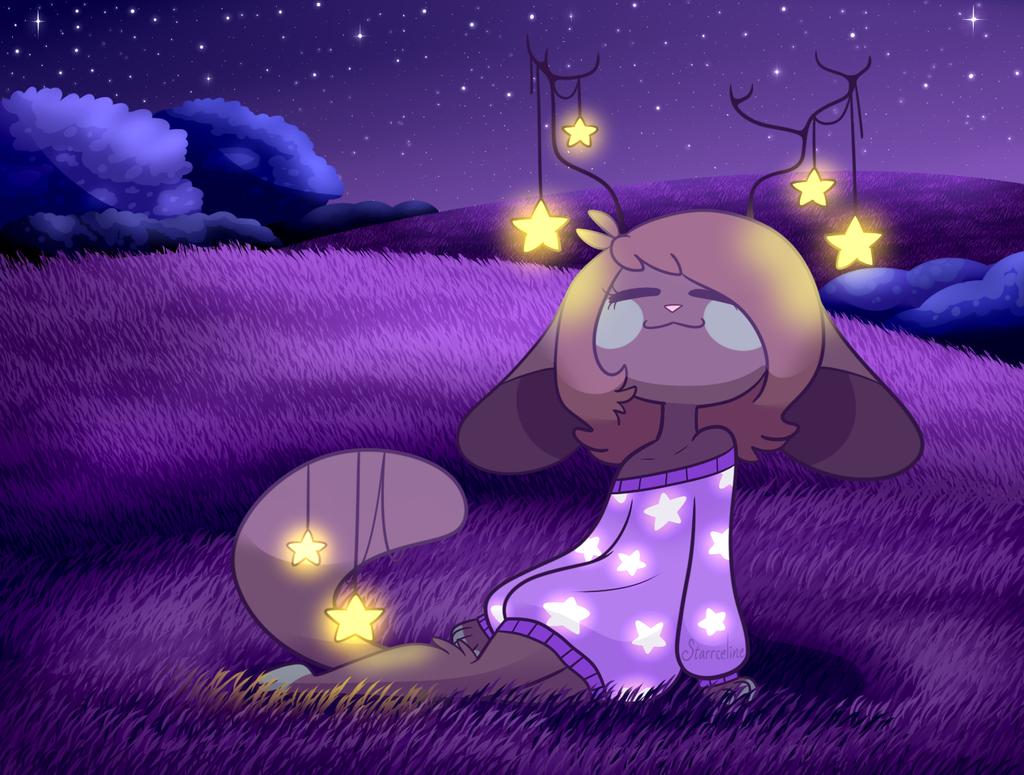 Starry Night by Starrceline