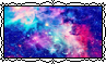 Vibrant Space - Stamp by Starrtoon
