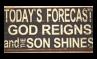 God Reigns - Stamp by Starrceline