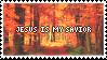 Jesus Is My Savior 2 - Stamp by Starrceline