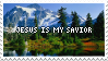 Jesus Is My Savior 3 - Stamp by Starrceline