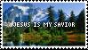 Jesus Is My Savior 3 - Stamp by Starrtoon