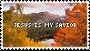 Jesus Is My Savior 4 - Stamp by Starrceline