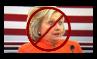 Anti-Hillary Clinton - Stamp by Starrtoon