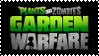 Plants Vs Zombies: Garden Warfare - Stamp by Starrtoon