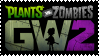 Plants Vs Zombies: Garden Warfare 2 - Stamp by Starrtoon
