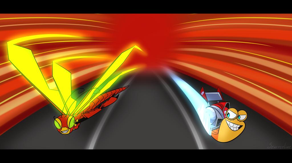 Race On! by Starrceline