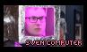 Sven Computer - Stamp by Starrceline