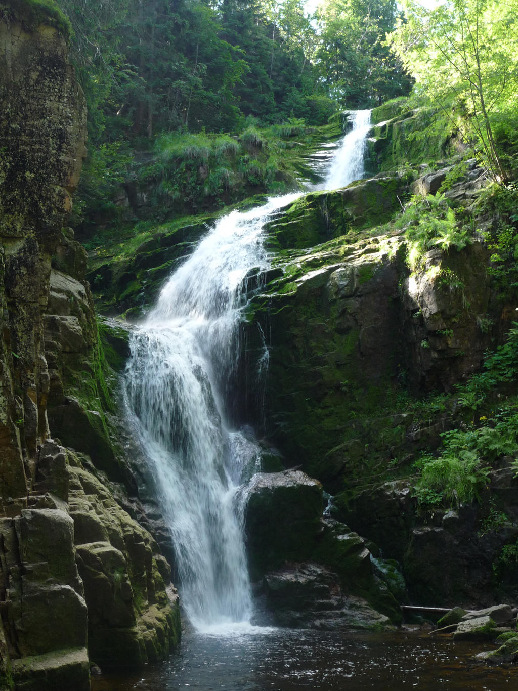 Wodospad Kamienczyka