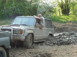Mud's trap by krzysiu-jarzyna