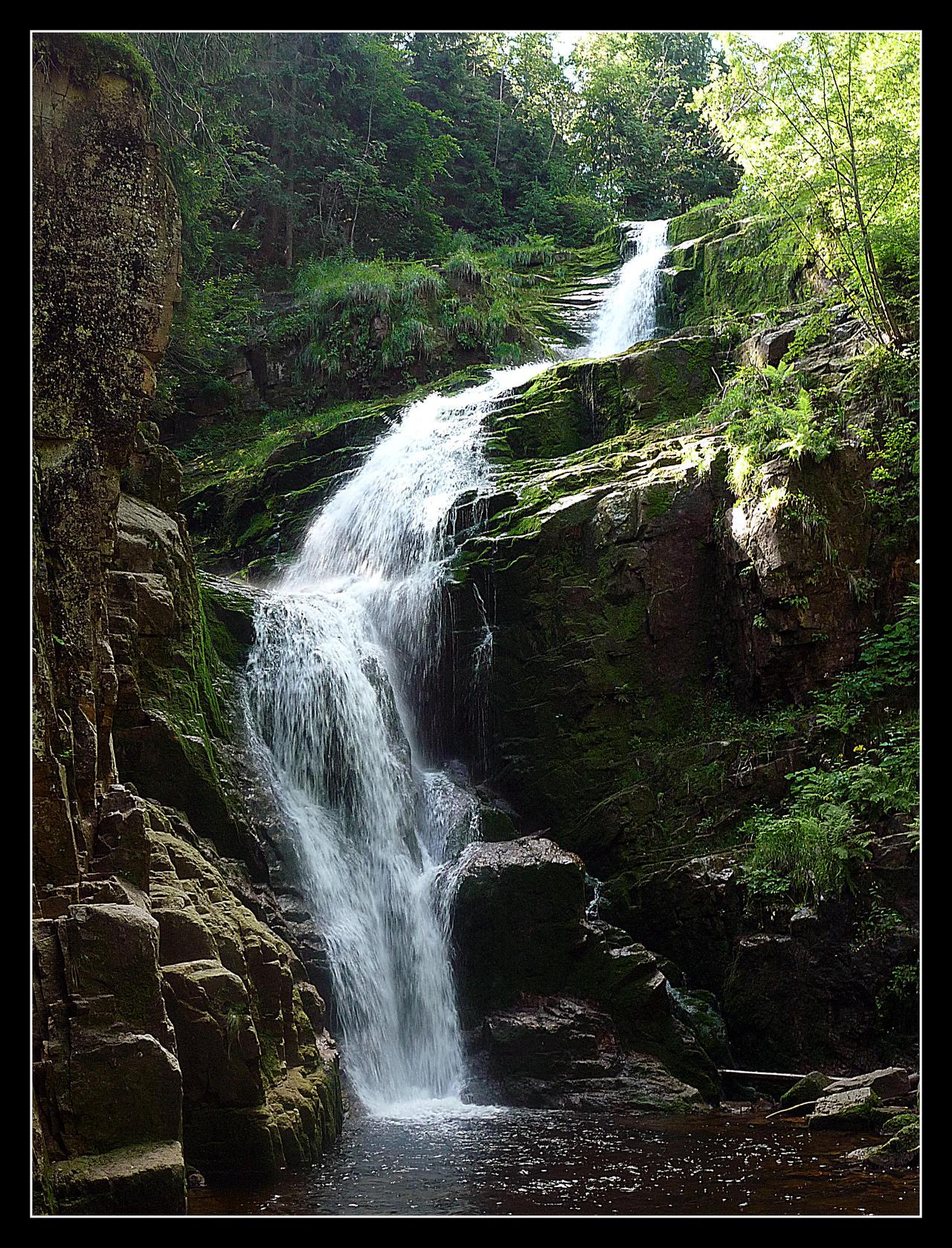 Wodospad Kamienczyka - fixed by krzysiu-jarzyna