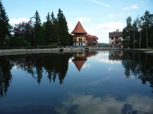 Fairytale lake