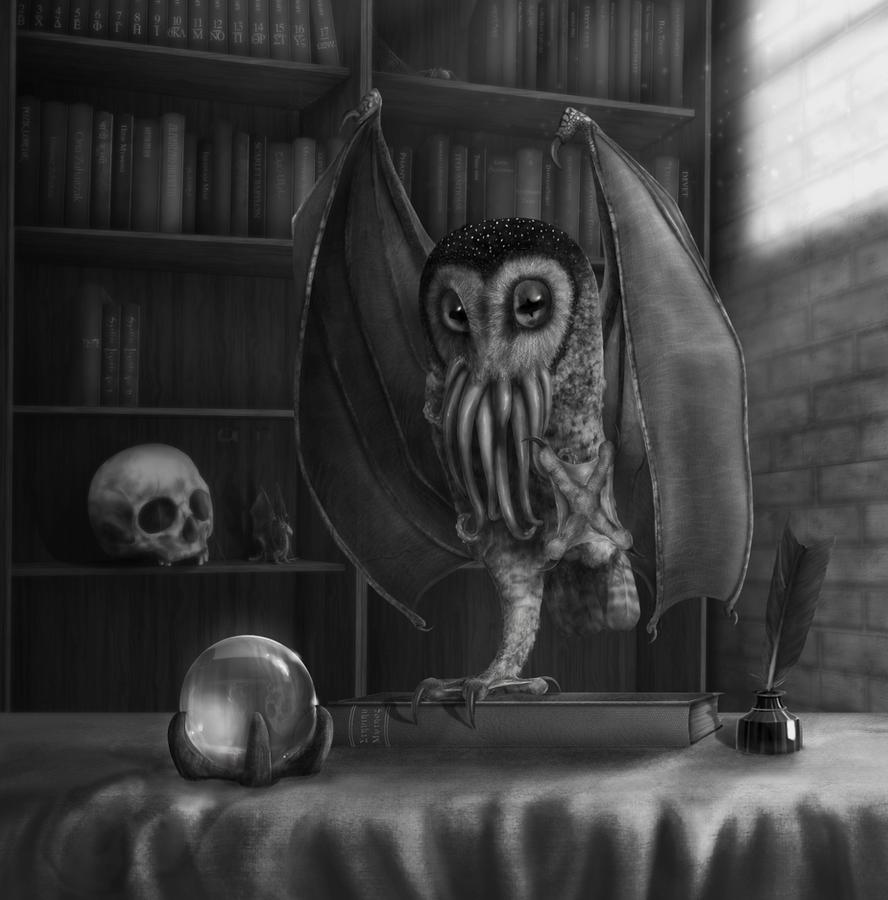 Forgotten Study by Earldense