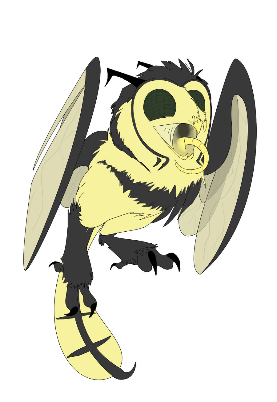 E.Bee by Earldense
