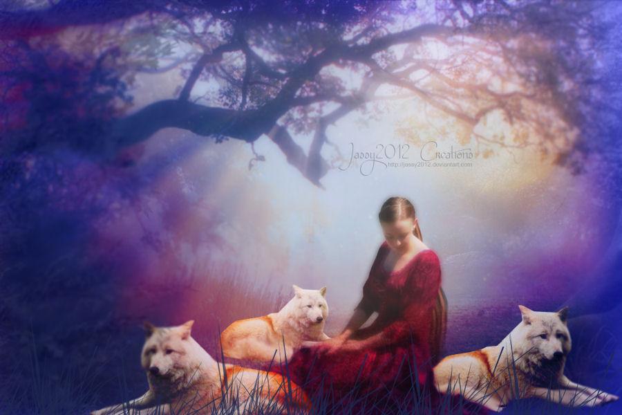 Wolvesgirl by Jassy2012
