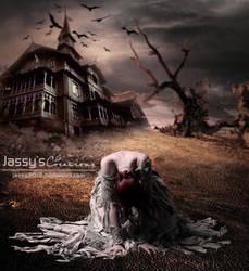 Haunted House by JassysART