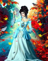 Pretty Pretty Lady (updated) by JassysART