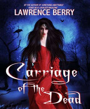 Commission Final Cover - Carriage of the Dead