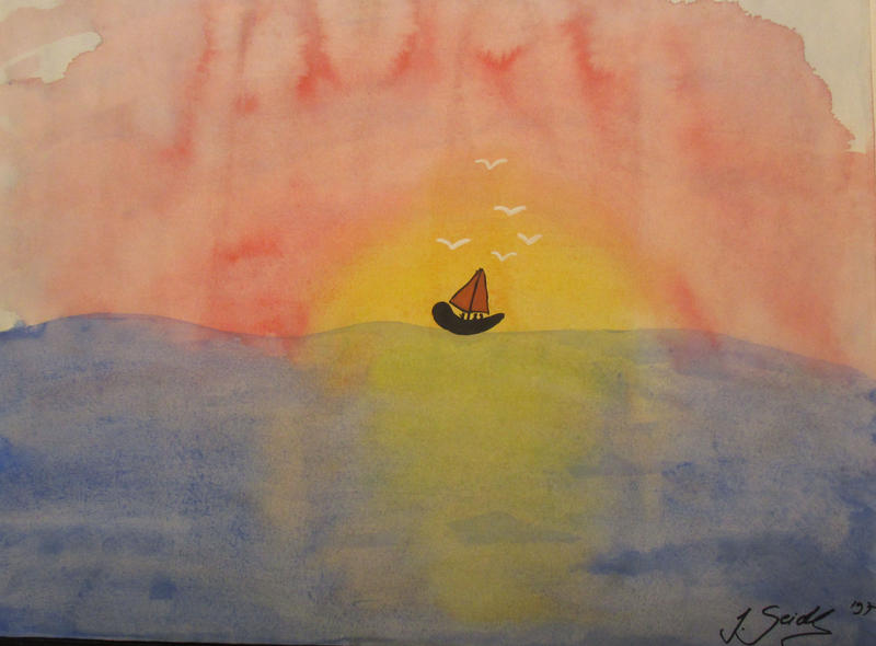 Sailing Ship by Jassy2012