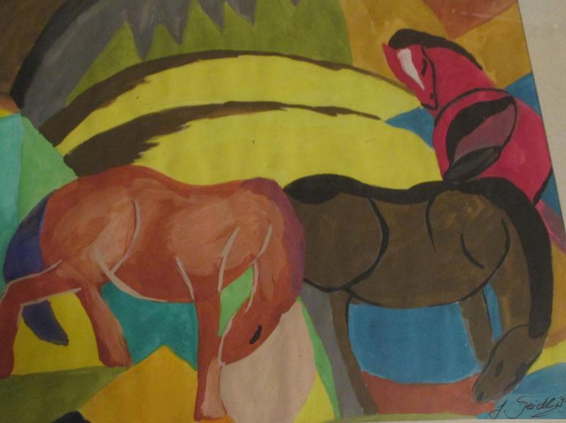 Horses by Jassy2012