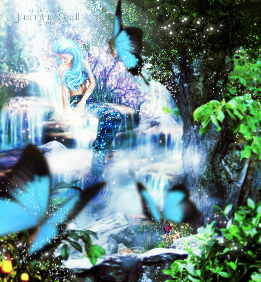 Mermaids Secret Place by Jassy2012