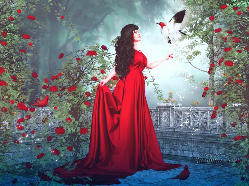 Lady Rose by Jassy2012