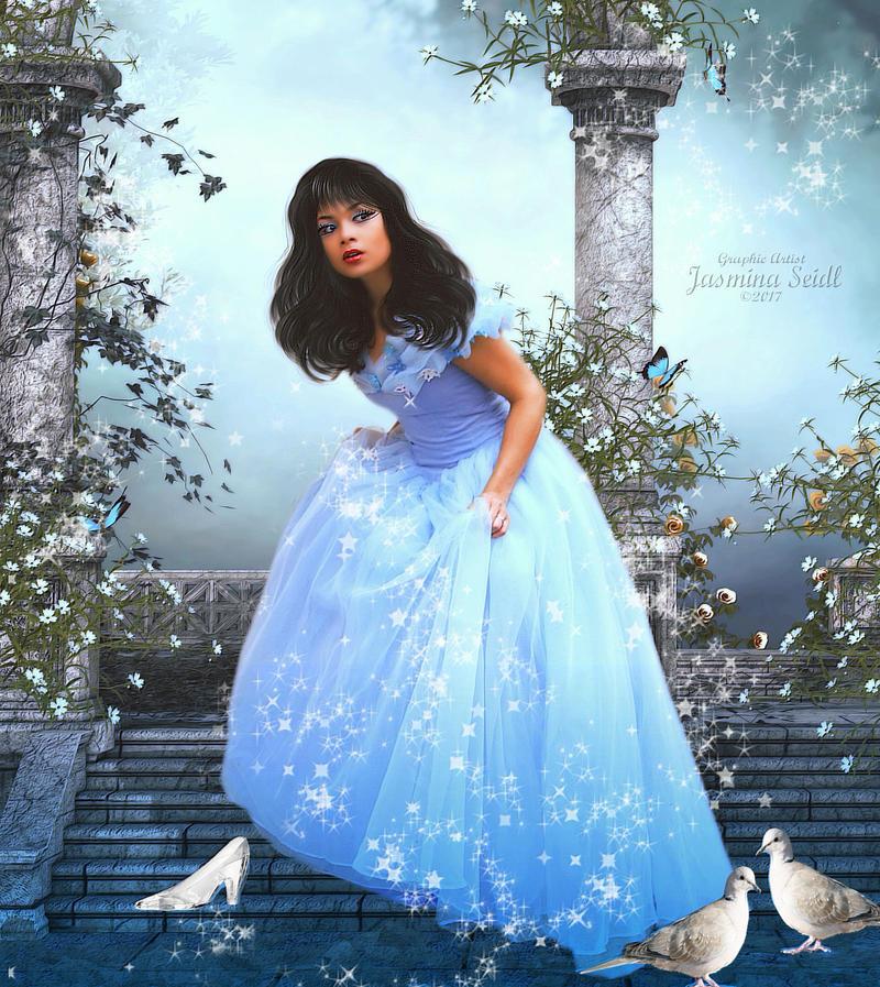 Cinderella Cinderella by Jassy2012