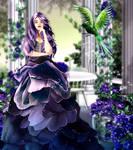Purple Madame