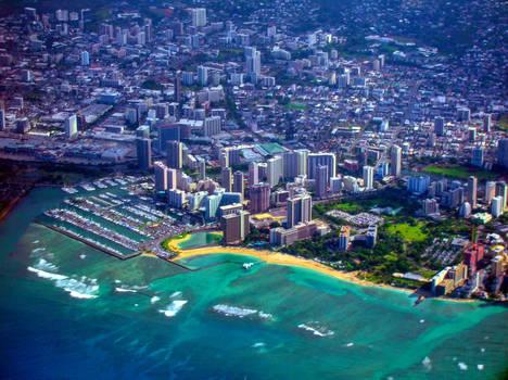 Hawaii in the Air