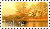 Nature Stamp by JassysART