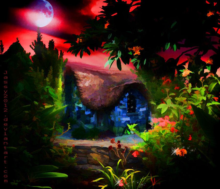 Secret Place by JassysART