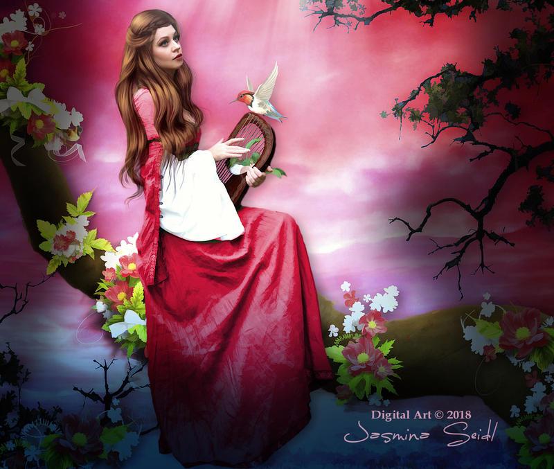 My Sweet Melody by JassysART