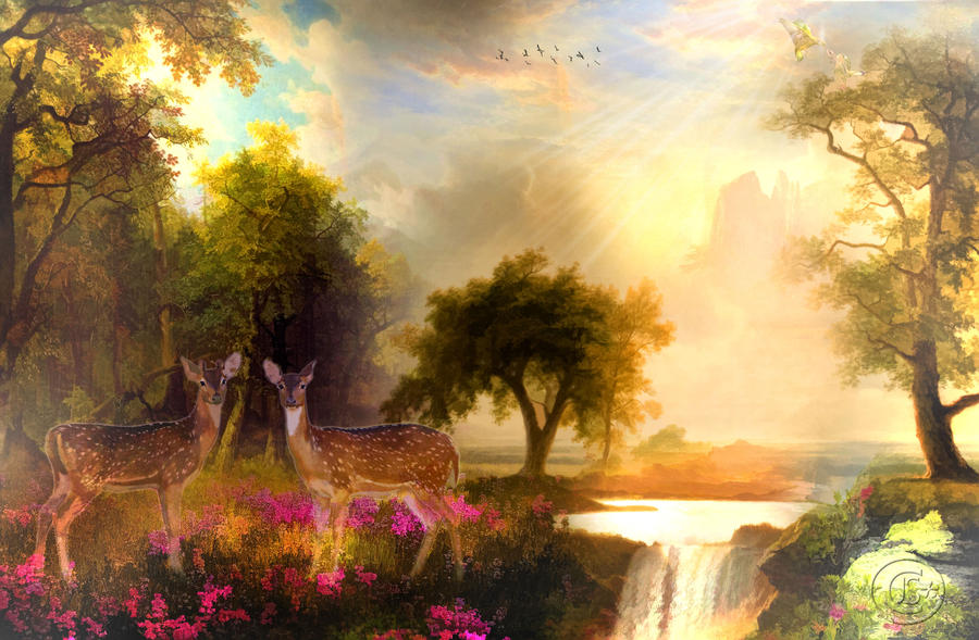 Nature Pure - Version 1 by JassysART