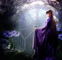Magic Gate by JassysART